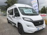 camping car BAVARIA V 600 modèle 2018