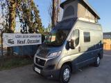 camping car HYMERCAR VAN SERENGETI modèle 2017
