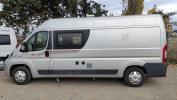 camping car RAPIDO V 55 modele 2016