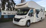 camping car CHAUSSON C 656 modele 2020
