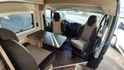 camping car HYMERCAR VAN SERENGETI modele 2017