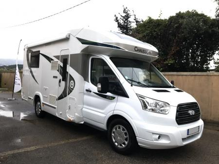 camping car CHAUSSON 628 EB EDITION SPECIALE modele 2018